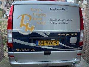Parra's auto